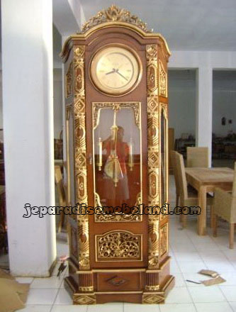 Jam Hias Antique Jati Info Harga Murah Kualitas Mewah Elegan