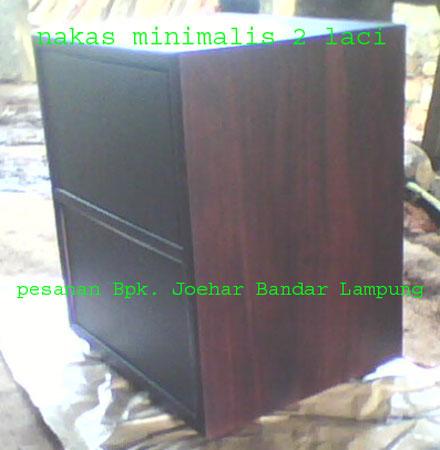 Nakas Minimalis